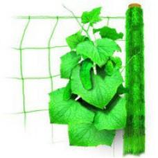 Сітка шпалерна  для огірків 1,7*10 метрів
