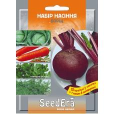 Набір насіння Борщ 4 + 1 SeedEra