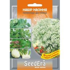 Набір насіння Прянощі для птиці SeedEra