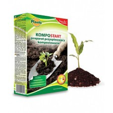 Біопрепарат Kompostart (Компостарт) для компостування ТМ Planta Польща 1кг