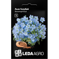 Льон багаторічний Блакитний 0,2г LEDAAGRO