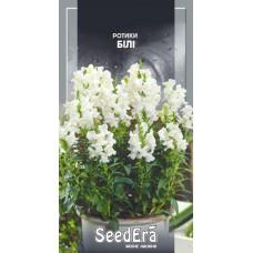 Ротики садові Білі 0,2г ТМ SeedEra