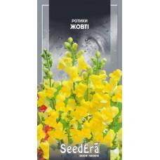 Ротики садові Жовті 0,2г ТМ SeedEra