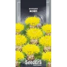 Волошки жовті багаторічні 0,5г Seedera