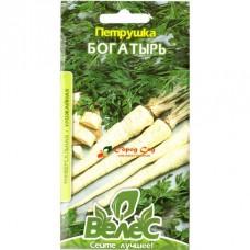 Петрушка Богатир 15 грам ТМ Велес