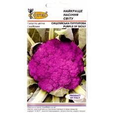Капуста Сицілійська Пурпурова 0,5г Коуел