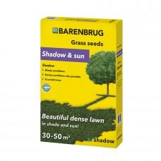 Насіння газонної трави Barenbrug для тіні і сонця  Shadow&Sun 1кг Голландія