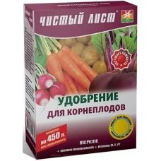 Добриво Чистий Лист коробка Коренеплоди 300г