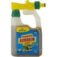Засіб від комарів та кліщів Zielony Dom 950мл на 300 кв.м