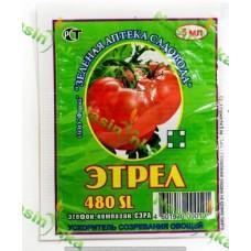 Стимулятор росту для томаатів та інших овочів Етрел 5мл