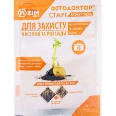 БіоФунгіцид Фітодоктор Старт для обробки розсади і насіння 20г