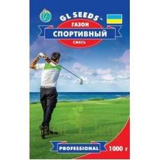 Насіння газонної трави Спортивний газон 0,2кг Україна