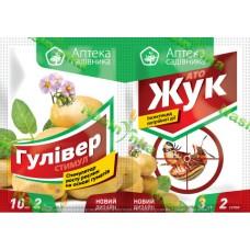 Інсектицид АТО Жук 3 мл + Гулівер Стимул 10мл