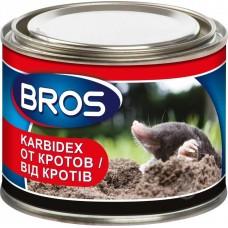 Засіб від кротів  Karbidex Bros 500г