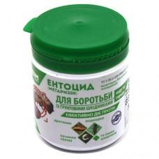 Ґрунтовий биоинсектицид Энтоцид (Метаризин) 100г