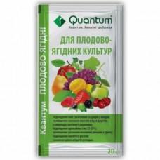 Хелатне добриво Квантум для плодово-ягідних 30мл