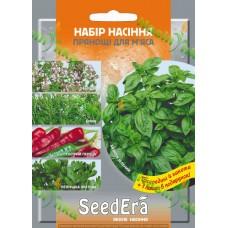Набір насіння Прянощі для м'яса SeedEra