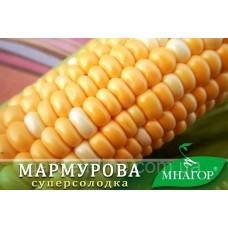 Кукурудза цукрова Мармурова F1 200шт ТМ МНАГОР
