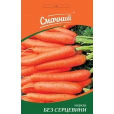 Морква без серцевини 20г ТМ Смачний