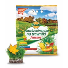 Добриво Planta Осіннє для Газонів 3 кг