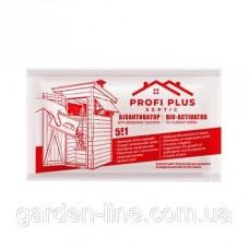 Биоактиватор для дворових туалетів Profi Plus 25г