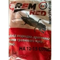"""Засіб від медведки """"REM RED"""" Мікрогранули 350 гр"""