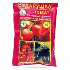 Добриво Сударушка для томатів, перець, баклажанів 60г