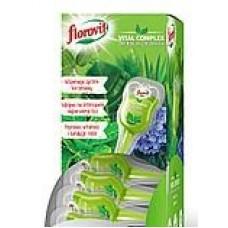 Кондиціонер для зелених рослин в аппликаторі Флоровіт Vital Complex 30мл