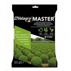 Valagro Майстер для самшиту та вічнозелених чагарників 25г