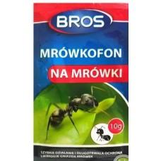 Засіб від мурах Bros Мровкофон 10г (Польща)